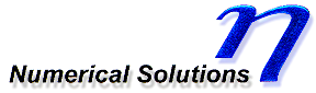 Numerical Solutions big logo